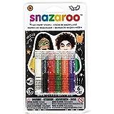 Snazaroo de Halloween juego de maquillaje, maquillaje de los palos en 6 colores