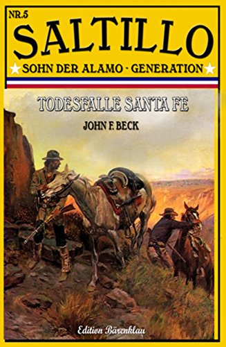 saltillo-5-todesfalle-santa-fe-german-edition