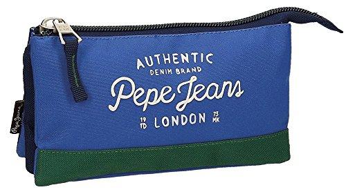 Pepe Jeans Kepel Neceser de Viaje, 22 cm, 1.32 litros