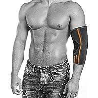 ZSZBACE Ellenbogenbandage Compression Sleeve - Elbow Sleeve Unterstützung für Workouts, Gewichtheben, Arthritis... preisvergleich bei billige-tabletten.eu