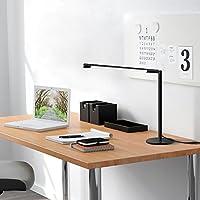 Comodità:   ★ GHB DL001 è una lampada da tavolo a 48 LED dimmerabile con il risparmio energetico, è molto ideale e comoda per l'uso dell'ufficio, la casa, lo studio ecc. ★  ★ La lampada è bellissima: si può regolare la luminosità, è maneggevole. ★ De...