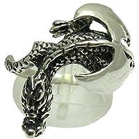 Anello in Argento 925 Drago R000