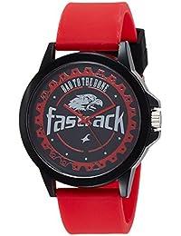 Fastrack Analog Black Dial Men's Watch - 38024PP06