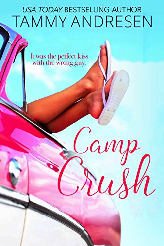 Camp Crush (Accidental Kisses Book 1) (English Edition)