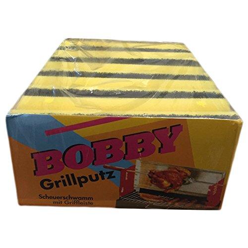 Bobby Grill pulizia panno per la pulizia con manico Grill Detergente Spugne (5PZ. Confezione) - Grill Panno
