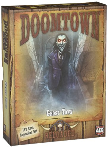 Doomtown Reloaded Expansion: Ghost Town