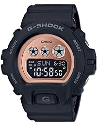 ec8ee9d644ac G-Shock By Casio Women s S Series GMDS6900MC-1 Watch Black Rose Gold