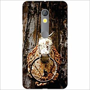 Moto X Play Back Cover - Silicon Abstract Designer Cases