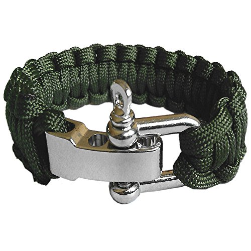 4-fq-tactical-survival-metal-clasp-adjustable-550-paracord-survival-band-wristband-rope-bracelet