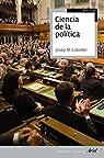 Ciencia de la política par Colomer