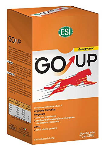 Esi Go Up Integratore Alimentare - 16 Pocket Drink