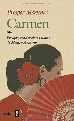 Carmen (Biblioteca Edaf) por Prosper Mérimée