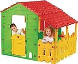 Kunststoffspielhaus Farmhaus