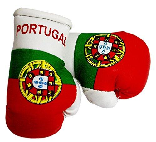Preisvergleich Produktbild Mini Boxhandschuhe - Portugal