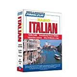 Pimsleur Italian Basic Course - Level 1 Lessons 1-10 CD: Learn to Speak and Understand Italian with Pimsleur Language Programs by Pimsleur (2005-09-06)