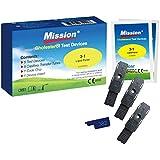 Bandelettes pour analyseur cholestérol MISSION 3en1