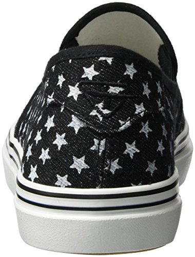 Tamaris Damen 24615 Slipper Schwarz (BLACK STARS 027)