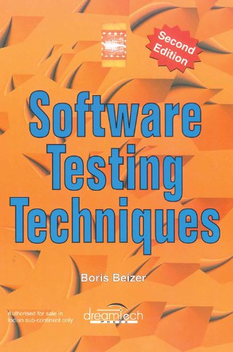 Software Testing Techniques (MISL-DT)