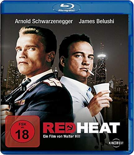 Red Heat [Blu-ray] - Pate Uhr