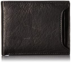 Fossil Black Mens Wallet (ML3783001)