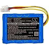 cellePhone Batterie Li-ION Compatible avec Husqvarna Automower 310 315 - Gardena Sileno City 250 Sileno+ (Remplacement pour 584 85 28-01) - 3400 mAh