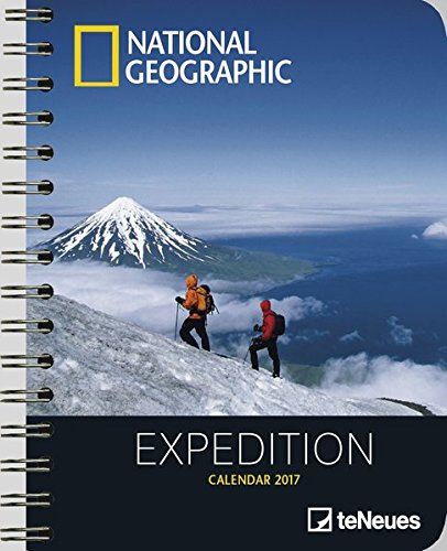 National Geographic: Expedition 2017 Agenda, calendario