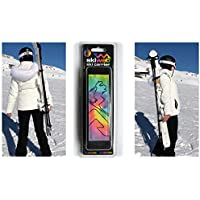 Portaesquís de Skiweb en arco iris