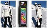 Skiweb Porte-Skis Arc-En-Ciel