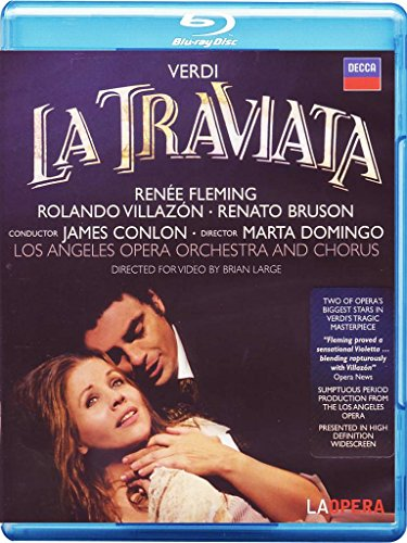 Traviata [Blu-ray] [Import anglais]