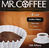 ROCKLINE INDUSTRIES INC 4-Cup Coffee Filters, 100-Count