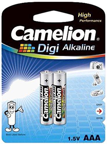 Galleria fotografica Camelion LR 03 Digi-Micro batterie alcaline AAA, confezione da 2 pezzi