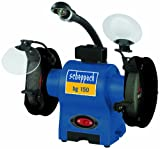 Scheppach 4903104901 Schleifmaschine bg 150 0.375 kW