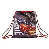 Safta Cars 3 Set de sacs scolaires, 40 cm, Rouge (Rojo / Negro)