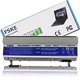 FSKE® Batteria del computer portatile per DELL E6400 E6410 E6500 E6510 M2400 M4400 M4500 Notebook Latitude / precision Series [11.1V 6600MAH 9 CELLI] Alte prestazioni 3 anni di garanzia