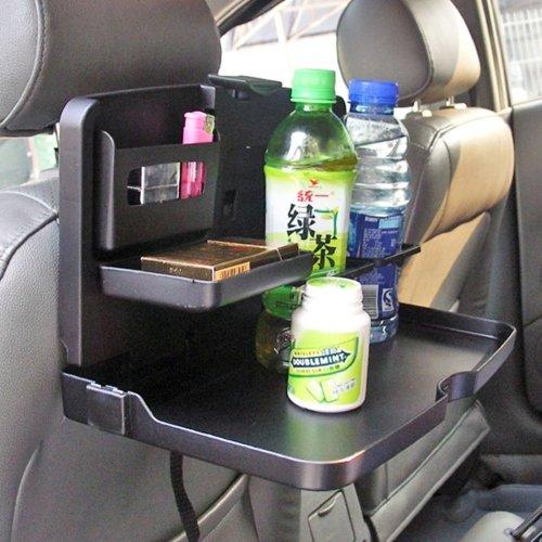 Preisvergleich Produktbild Tablett für Auto,Rücksitz,Essen,Urlaub,lange Fahrten,Ordnung,