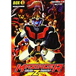 Mazinger Z ¡Impacto! (episodios 1-14) [DVD]