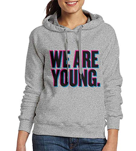 We Are Young Custom Pullover Hoodie