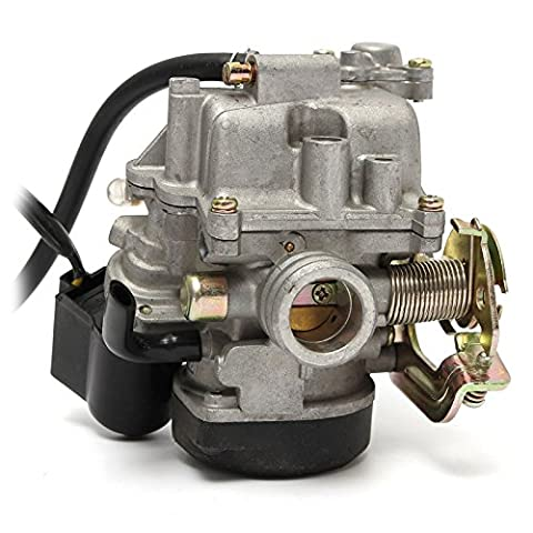 Carb GY6 60 cc pd19j carburetor moped 19 mm pour 50 49 Scooter Motorcycle