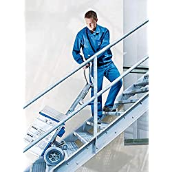 Diable monte escalier haut avec pelle large - Capacité 170kg