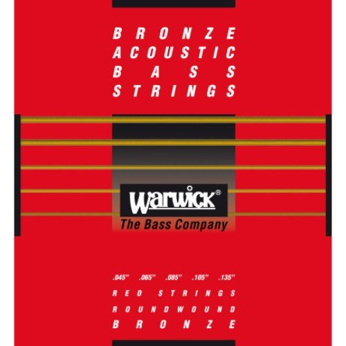 Warwick 35301 Red Bronze Acoustic Bass Saiten 5-String