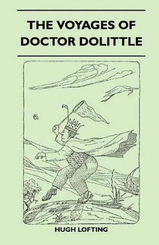Voyages Of Doctor Dolittle Cover Image