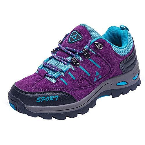 226ca1e41cf62 GongzhuMM Unisexe Chaussures de Randonnée Homme Femme en Plein Air  Chaussures de Voyage Chaussures de Sport