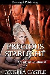 Precious Starlight (Quads of Galafrax Book 3) (English Edition)