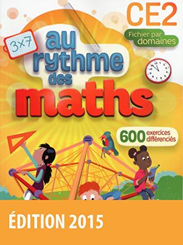 Au rythme des maths CE2 par domaines