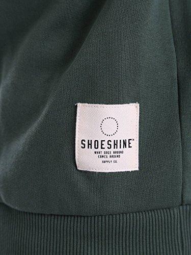 Shoeshine , Baskets pour homme Vert