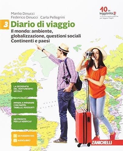 Diario di viaggio. Per la Scuola media. Con aggiornamento online: 3