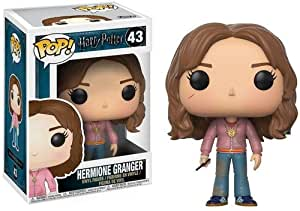 FunKo - Figurine Pop Vinyle - Harry Potter - Hermione with Time Turner, 14937