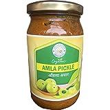 Organic Amla Pickle - 450 gms