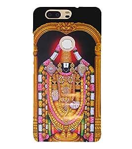 Fuson Designer Back Case Cover for Huawei Honor V8 (Sri Venkateswara Swamy Balaji Chalapathy Damodara Ezhu Malai )