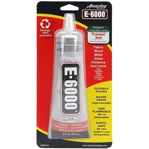 Brand New E6000 Amazing Multi-Purpose Adhesive-2oz Brand New by M1N4B5